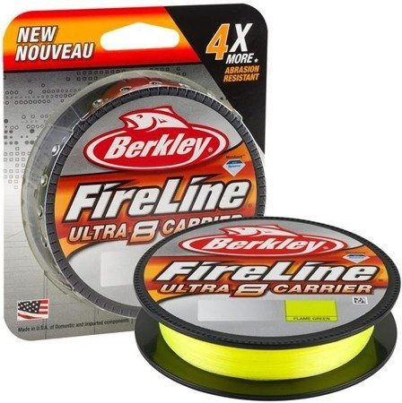 Berkley Plecionka Fireline Ultra 8 150m 0.17 Fl Green