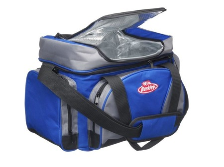 Berkley Torba Wędkarska System Bag Blue-Grey-Black + 4 Boxes Large