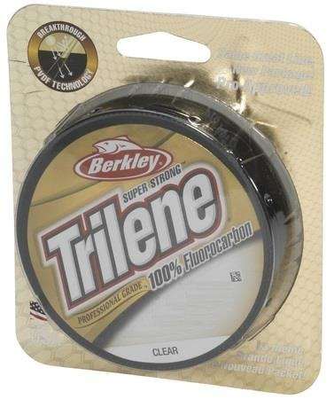 Berkley Trilene Fluorocarbon 0.15mm 150m Clr