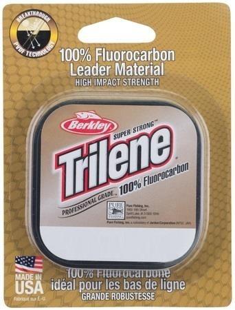 Berkley Trilene Fluorocarbon Leader 0,18 25m Cl