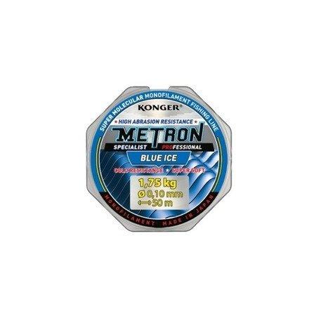 Konger Żyłka Metron Specialist Pro Blue Ice 0.10/50