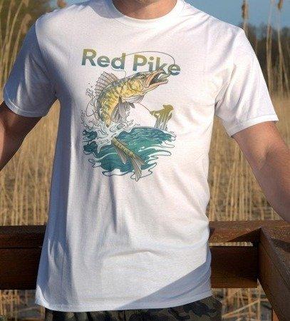 Koszulka wędkarska Red Pike Sandacz