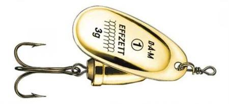 Obrotówka Effzett Executor Gold 8g