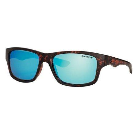 Okulary Przeciwsłoneczne Greys G4 Kolor Gloss Tortoise/Blue Mirrror