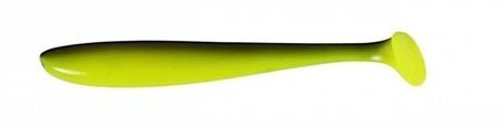 Przynęta Effzett Greedy Shad 10cm Black Lemon 8szt
