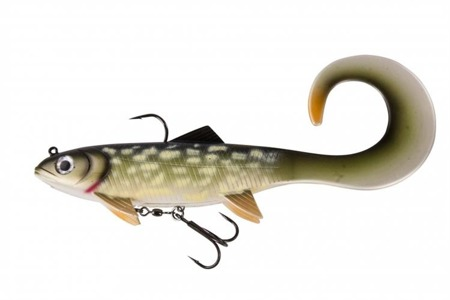 Przynęta Effzett Pike Seducer Curltail 23cm 130g - Pike