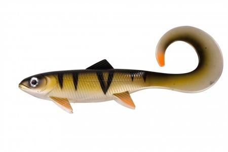 Przynęta Effzett Pike Seducer Curltail Loose Body 23cm 85g – Perch