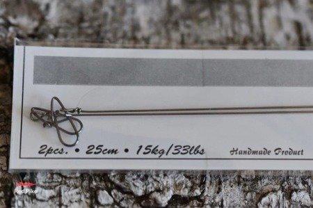 Spinwal Przypon-Jerk 25cm15kg 2szt