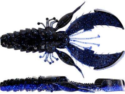 Westin CreCraw Creaturebait 8,5cm 7g Black/Blue 5szt