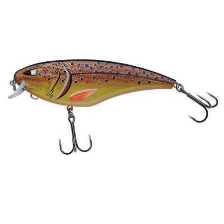 Wobler Berkley Zilla Flanker Roz 11 Kolor Brown Trout