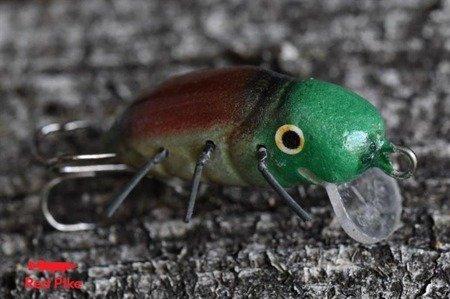 Wobler Hunter Chrabąszcz 2,4 Cm
