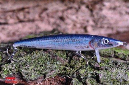 Wobler Hunter Spirit Iii 7cm Blue